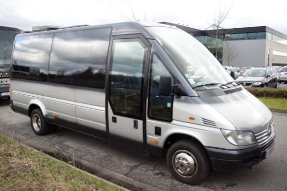 Navette transport  Bruxelles